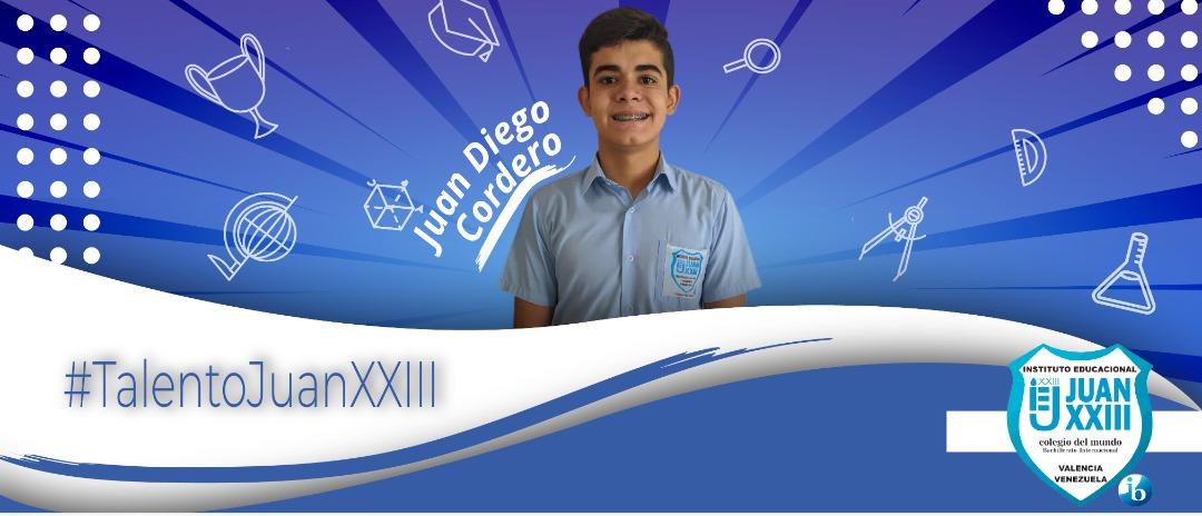 [Entrevista] Juan Diego Cordero participante Olimpiada Juvenil Nacional de Matemática