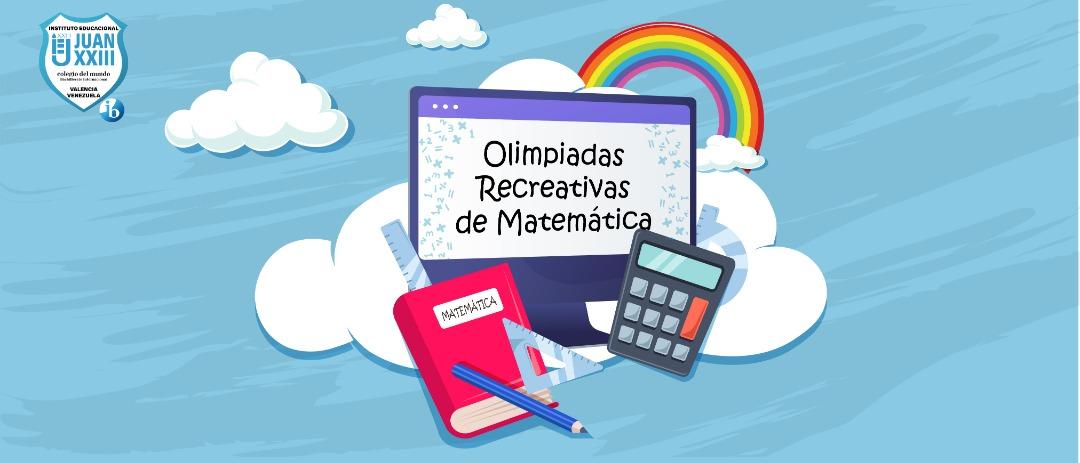 147 clasificados en las Olimpiadas Internas Recreativas de Matemática