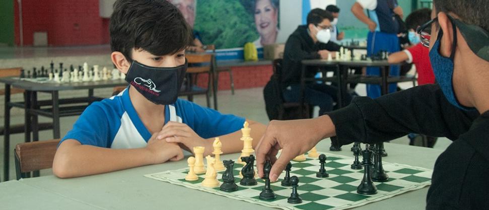 Clasificación I Torneo Abierto de Ajedrez 2021