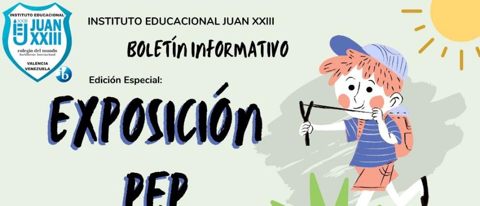 Boletín de la Exposición PEP 2020-2021
