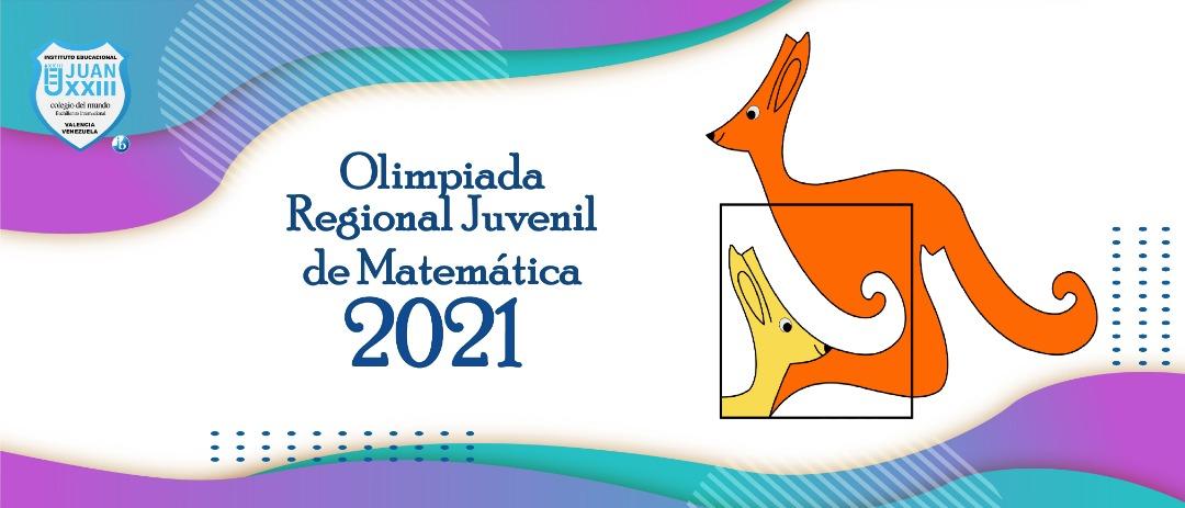 21 estudiantes participaron en la Olimpiada Regional Juvenil de Matemática